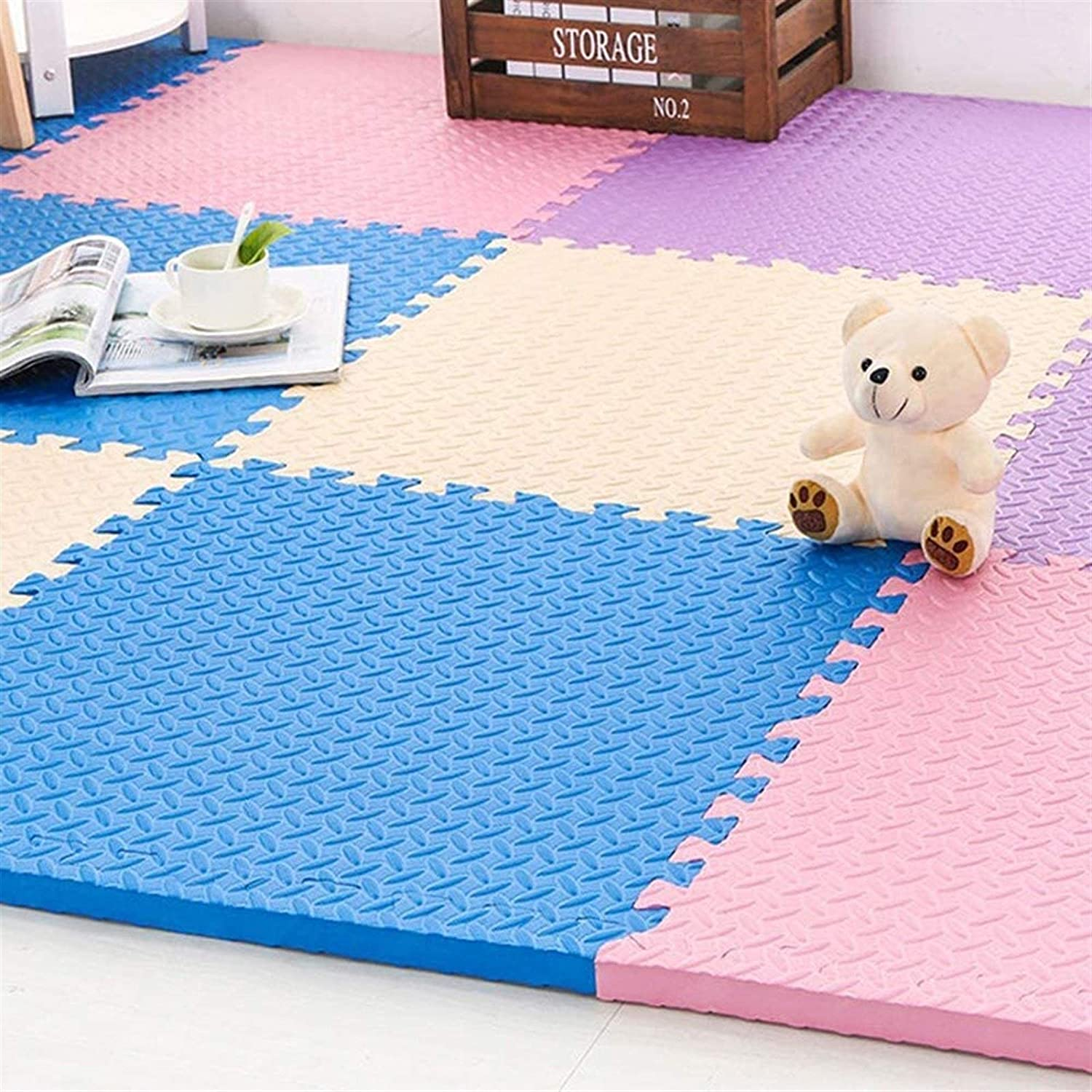 Puzzle Play Mats discount exercise noise-resista The Outstanding mat water-and