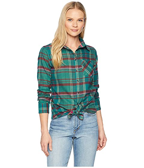 Penny Plaid Tunic Shirt