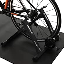 unisky Rodillo Bicicleta Magnético de Ciclismo Rodillo Entrenamiento Bicicleta para Ruedas de 26