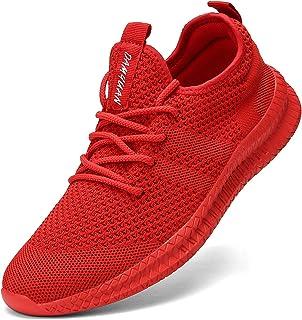 MGNLRTI Sneakers Herren Sportschuh Laufschuhe Herren Fitness Schuhe für Outdoor Jogging Gym Tennis Basketball Schuhe Walki...