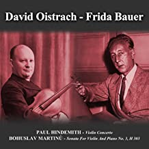 Best paul hindemith violin concerto Reviews