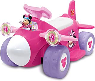 Kiddieland Toys 限量电池供电米妮飞机