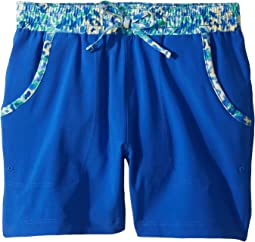 Columbia Kids Tidal Pull-On Shorts (Little Kids/Big Kids)