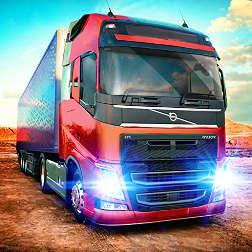 Real Cargo Truck Transporter: Offroad Driving Simulator 3D
