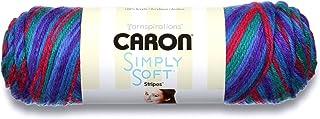 CARON SIMPLY SOFT STRIPES - 141G- JERSEY SHORE