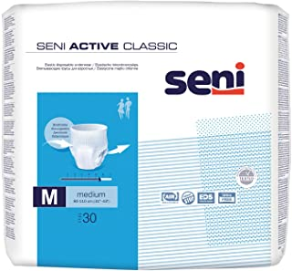 SENI Active Classic Incontinentieslip eenmalig M