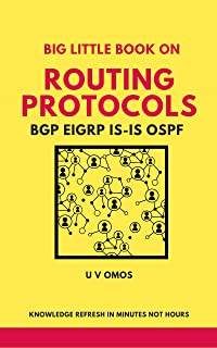 Big Little Book On Routing Protocols: BGP EIGRP IS-IS OSPF Refresh In Minutes