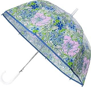 Lilly Pulitzer Clear Umbrella