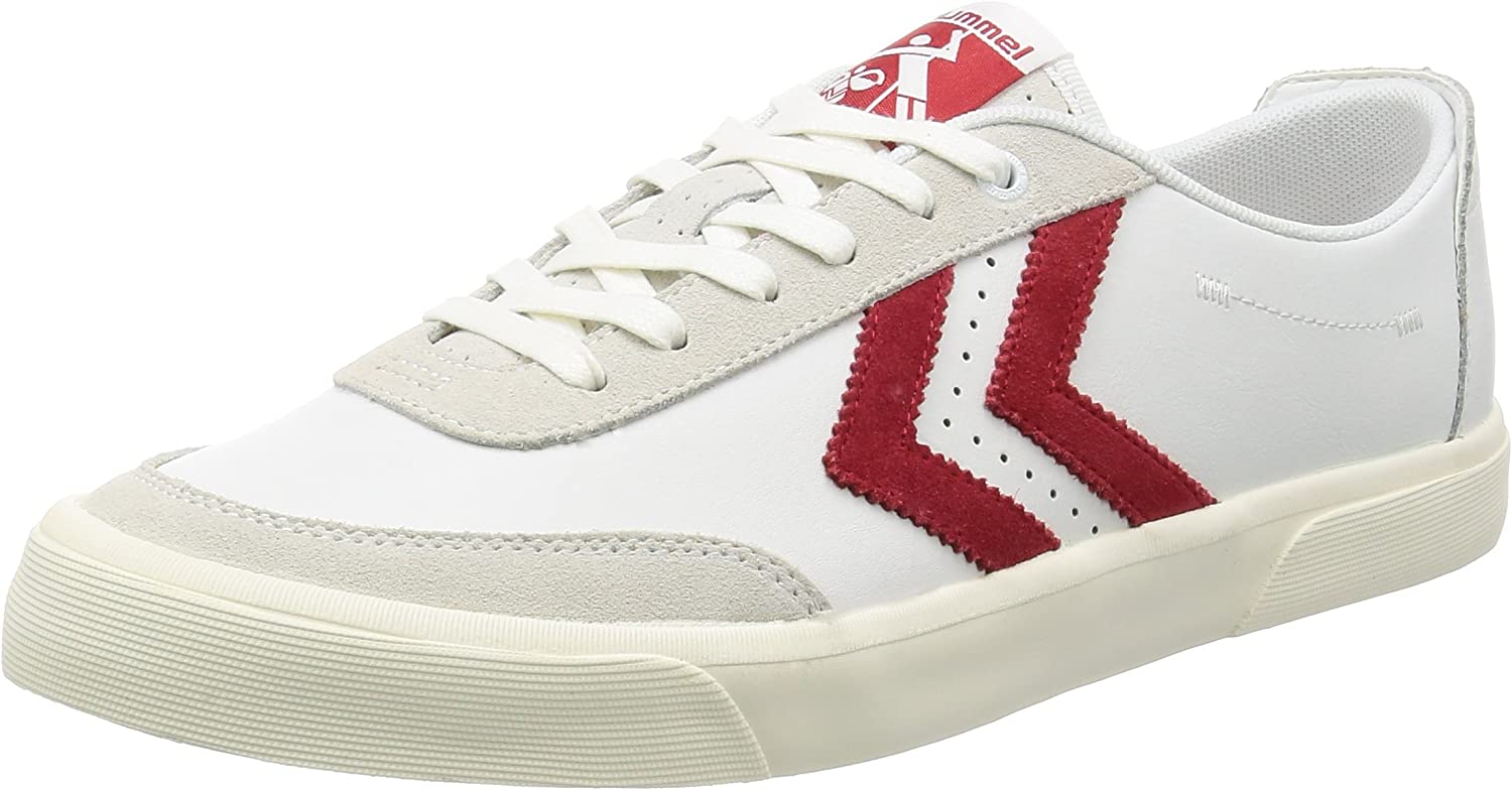 Hummel Stockholm Low Unisex Sneakers White