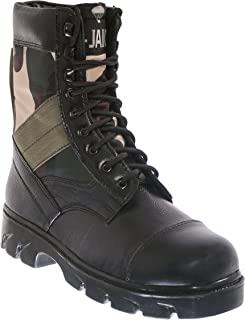 SSG Cobra Commando Men's Tough Leather Boots