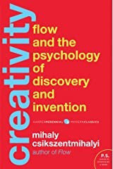 Creativity: Flow and the Psychology of Discovery and Invention (Harper Perennial Modern Classics) (English Edition) eBook Kindle