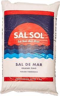 Sol, Sol Sal Mesa bolsa 1 Kg, 1 kilogramos