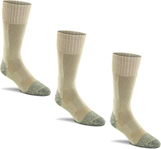 Fox River Men's Wick Dry Maximum Mid Calf Military Sock, 3 Pack