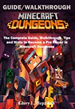 Permalink to Minecraft  Dungeons Guide/Walkthrough : The Complete Guide, Walkthrough, Tips and Hints to Become a Pro Player in Minecraft Dungeons (English Edition) PDF