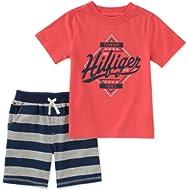 Tommy Hilfiger Baby Boys 2 Pieces Short Set