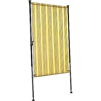 8400 gelb 150 cm breit Angerer Balkon Sichtschutz Nr 2317//8400