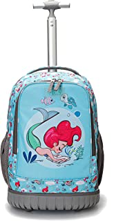 Rolling Backpack 19 inch Wheeled Cute LAPTOP Boys Girls Travel School Student Trip