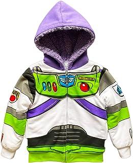 Toy Story Buzz Lightyear Little Boys Sherpa Fleece Hoodie