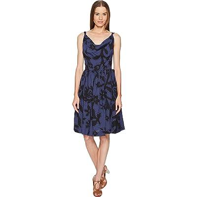 Vivienne Westwood Twisted Monroe Dress (Blue) Women