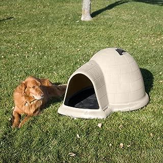 Petmate Indigo Dog House with Pad & Door