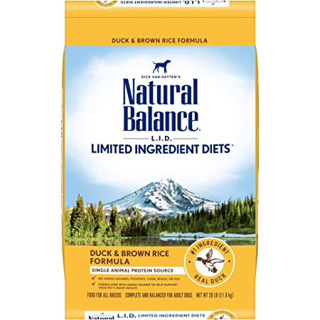 Natural Balance L.I.D. Limited Ingredient Diets Adult Dry Dog Food