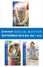 Harlequin Special Edition September 2018 - Box Set 1 of 2: The Little Maverick MatchmakerFalling for the Wrong BrotherHow to Be a Blissful Bride