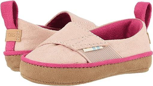 Pink Microsuede