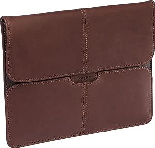 Targus Hughes Leather Portfolio for Apple iPad, iPad 2, iPad 3 and iPad 4th Generation, Brown (TES00701US)