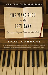 The Piano Shop on the Left Bank: Discovering a Forgotten Pas