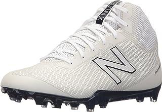 New Balance Men's Burn Mid Speed Lacrosse Shoe,