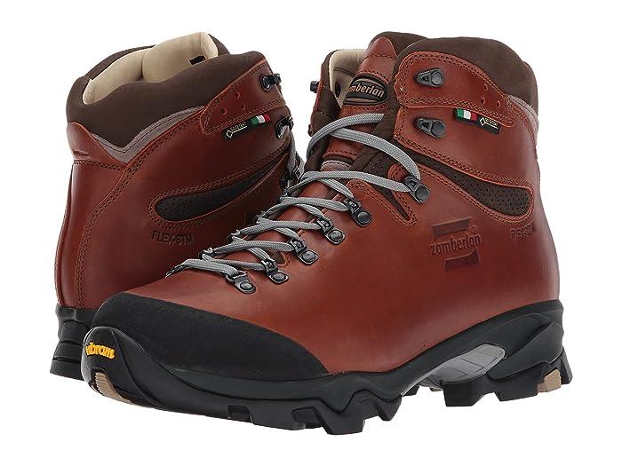 Zamberlan  Vioz Lux GTX RR (Waxed Brick) Mens Boots