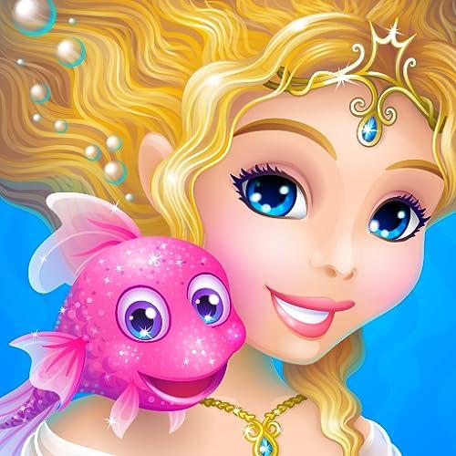 Meerjungfrau Mädchenspiel