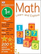 DK Workbooks: Math, First Grade: Learn and Explore