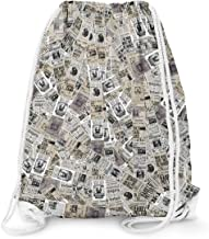 The Daily Prophet Drawstring Bag