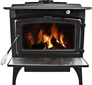 pleasant hearth 1800 sq ft wood stove installation