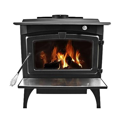 Indoor Wood Burning Fireplace Amazon Com