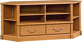Sauder Orchard Hills Corner Entertainment Credenza, For TV's up to 50