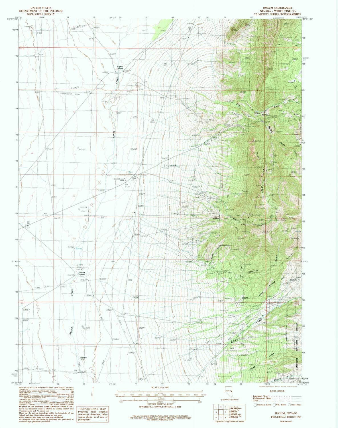 YellowMaps Hogum Max 63% OFF NV topo map 1:24000 trust H Scale Minute 7.5 X