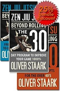Zen Jiu Jitsu - Kindle Publishing Package: 30 Day Protocol + White to Blue + BJJ Over 40