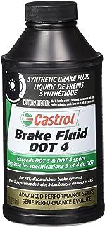 Castrol 12509 Dot 4 Brake Fluid (12 Oz)