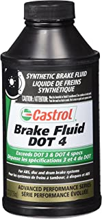 Castrol 12509 Dot 4 Brake Fluid (12 Oz)