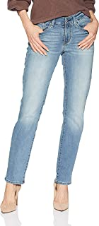 Women's Curvy Straight Jean