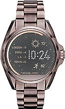Michael Kors Women's Access 44mm Bradshaw Sable-Tone Smart Watch