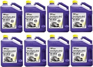 Royal Purple Duralec Ultra 15W40 Motor Oil - 1 Gallon Bottle (Case of 8)