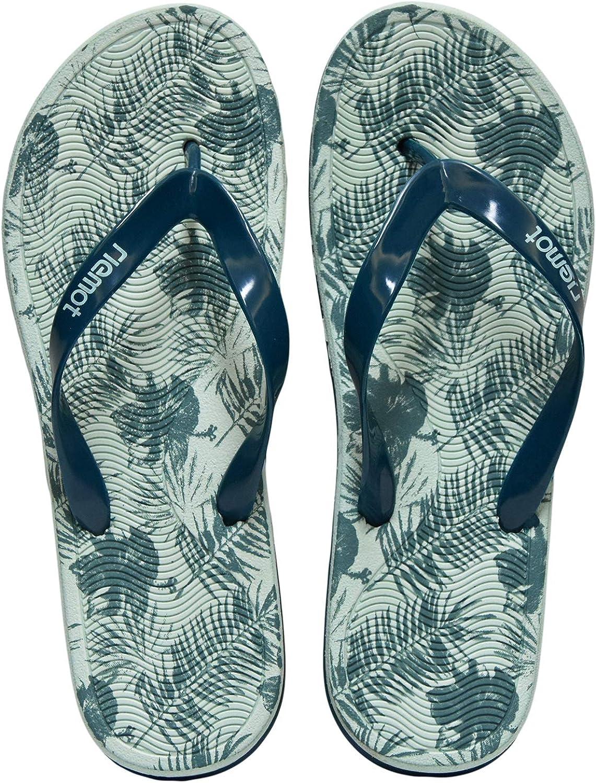 Lightweight Toe Post Slippers Sandals Comfortable Summer Shoes for Beach Holidays riemot Flip Flops for Women and Men Shower Men Pool