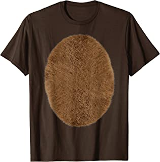 Reindeer Deer Belly Halloween Christmas Xmas Costumes Gift T-Shirt