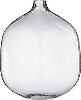 Bloomingville Stout Clear Glass Vase