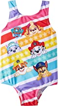 Toddler Girls Paw Patrol Rainbow One Piece Swimsuit