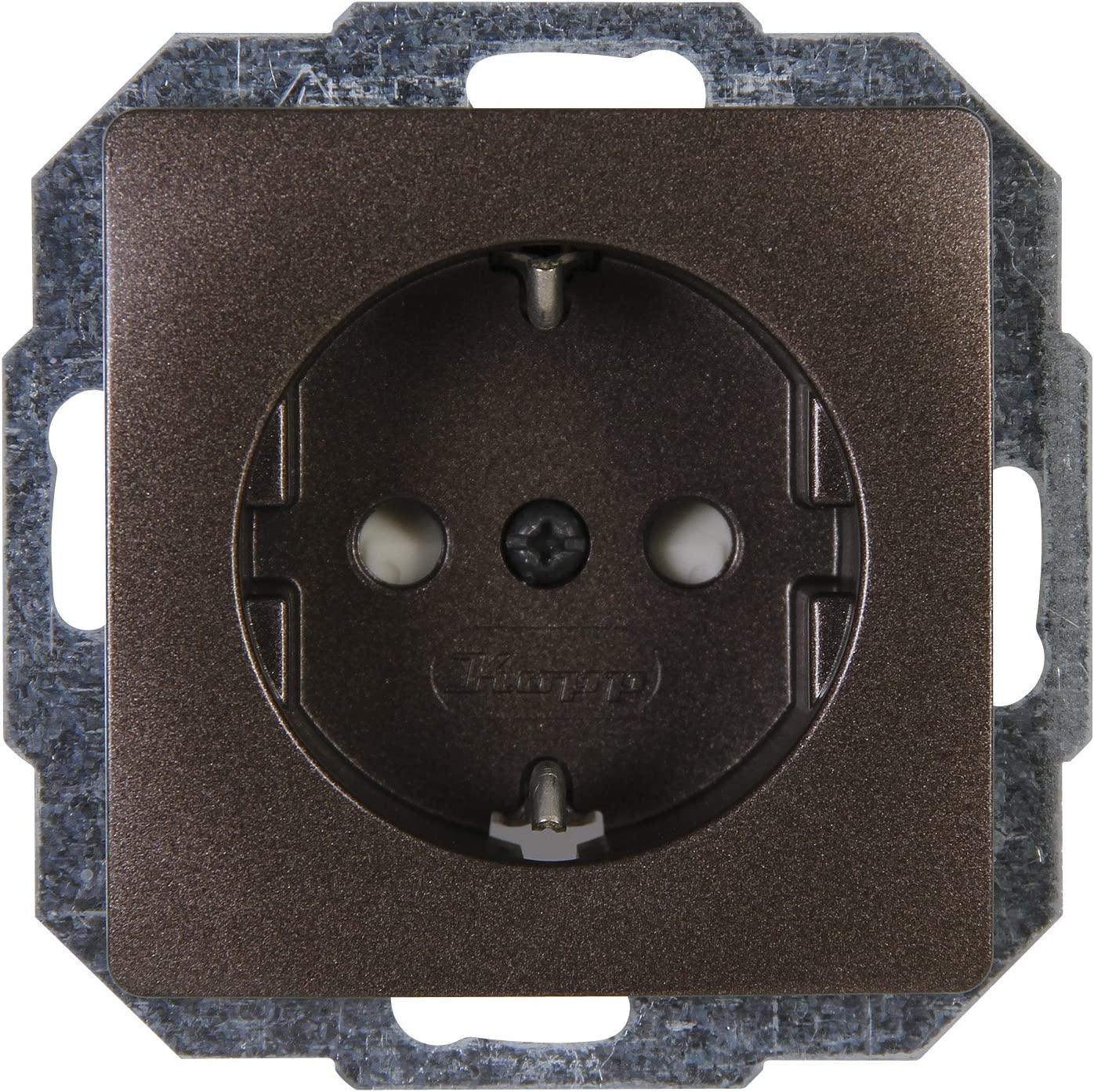 OFFicial site Kopp Plug Socket Price reduction Protective Cover 9206260 with Protection Touch