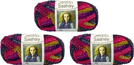 Red Heart Boutique Sashay Yarn (3 Pack) Mambo